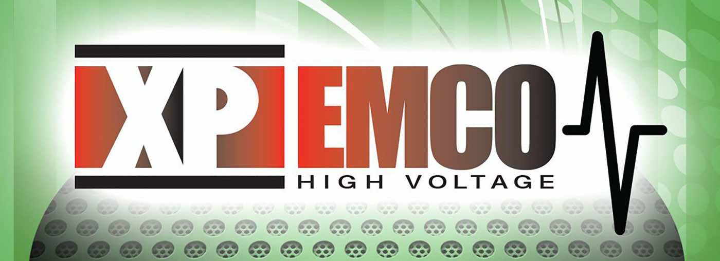 The complete XP EMCO High Voltage product range is now
