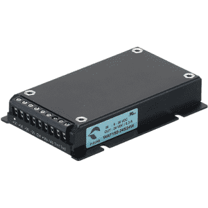 WAF(D)150W - DC/DC Converter Single Output: 150W