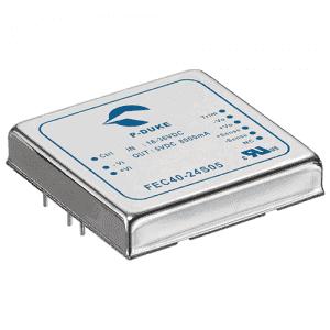 DLP-FEC40 - DC/DC Single & Dual Output: 40W