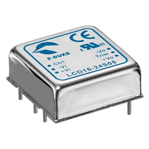 DLP-LCD15 - DC/DC  Converter Single & Dual Output: 15W