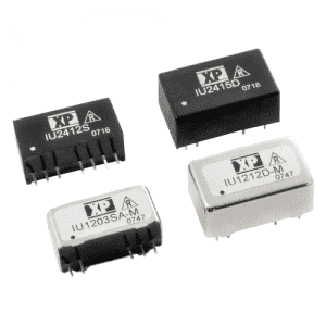 RC-IU - DC/DC Regulated Single & Dual Output: 2W