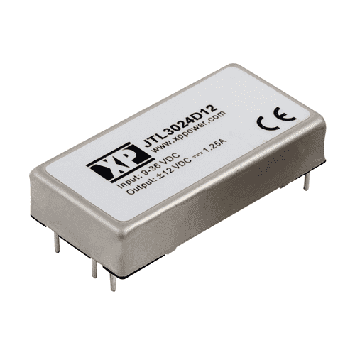 RC-JTL30 - DC/DC Converter Single , Dual & Triple Output - PCB Mount - OEM Applications