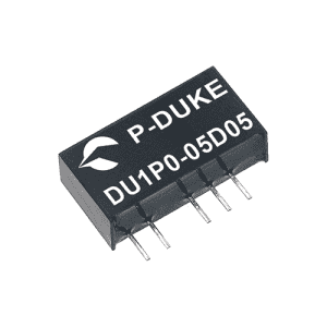SLP-DU1P0 - DC/DC Single & Dual Output: 1W