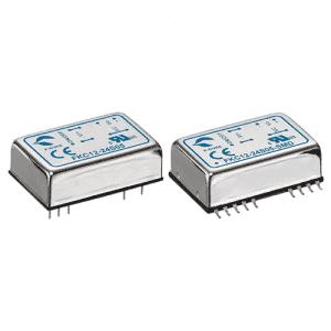 SLP-FCK12 - DC/DC Single & Dual Output: 12W
