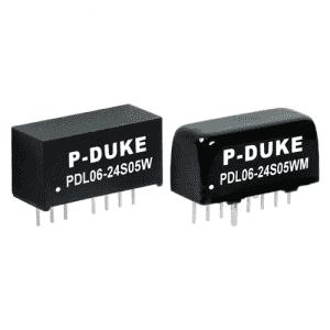 SLP-PDL06W - DC/DC  Converter Single & Dual Output: 6W