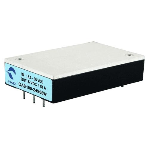 QAE100W - DC/DC Quarter-Brick Single Output : 90W