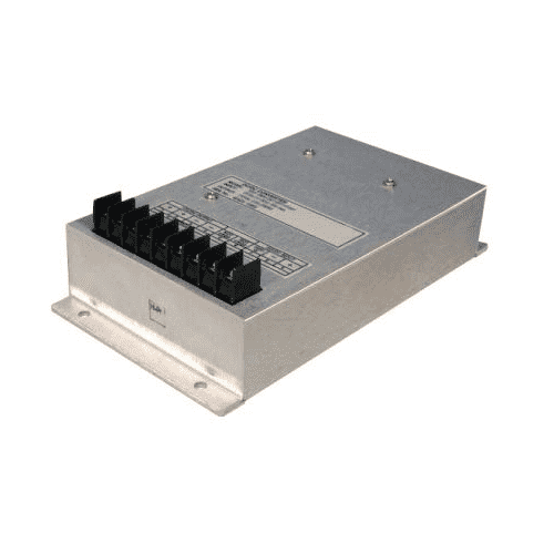 RWY300H - Rail DC/DC Converter Single Output: 250-300W - Railway Applications 300V output