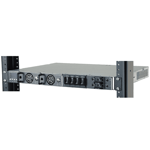 MODULARPOWERSERIES - Redundant Hot Swap 1RU Modular Power System for 48 ICT-IPS-BMM-LDMP