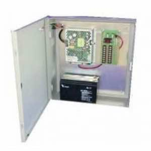 BW54 - Battery Chargers 12 & 24V: 70 - 140W Battery Chargers for Security Applications