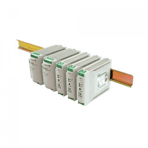 DNR05-60-SERIES - AC/DC Single Output DIN Rail: 5-60W