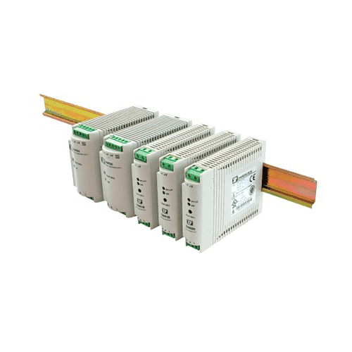 DNR05-60-SERIES - AC/DC Single Output DIN Rail: 5-60W XP Power Distributor
