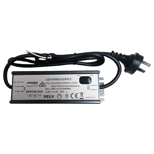 IP65 LED Lighting AC/DC Power Supplies