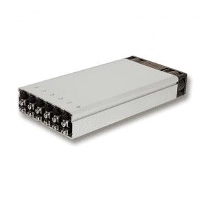 MULTIOUTPUT-XGEN400-1300 - AC / DC Slimline Modular 6 Slot Power Supplies: 200 - 750W