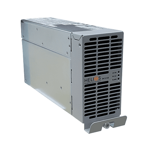 Fan Cooled Modular Rectifiers 48V 24V 125VDC 220VDC Output Voltage - INdustraila Applications
