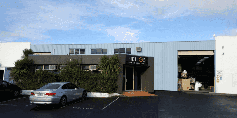 Helios Power Solutions New Zealand