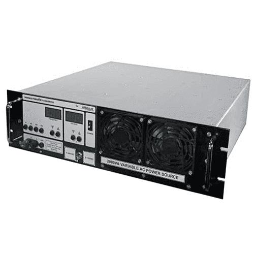 VFC1000 – VFC2000 AC/AC FREQUENCY CONVERTERS 1000 – 2000VA