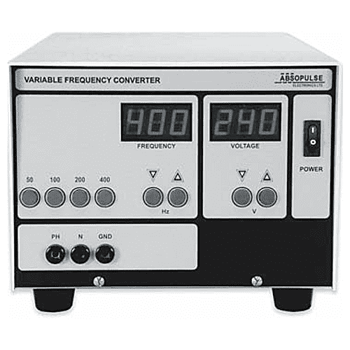 VFC500 AC/AC FREQUENCY CONVERTERS 500W