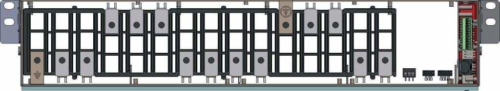 Bravo Inverter CE+T - Modular Inverter - communications - inversor con comunicaciones 2U
