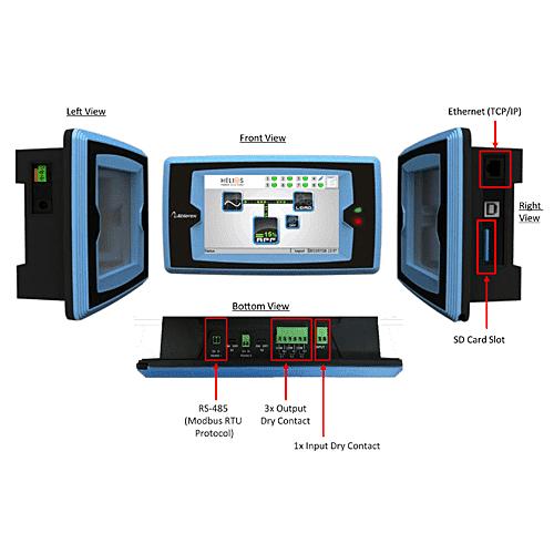 Battery Monitoring System Enerbatt 3G Voltage Equalizer