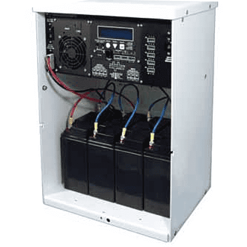 Micro 1000 - Industrial Enclosed AC UPS 1000 VA - Outdoor Applications