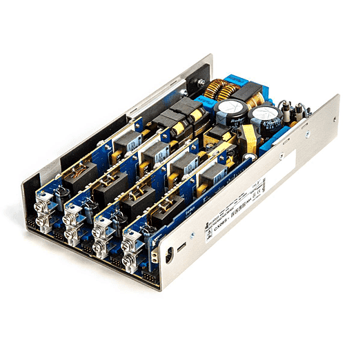 CX600 - Fanless Modular & Configurable AC/DC Power Supply 600 W EXCELSYS - Helios Power Solutions