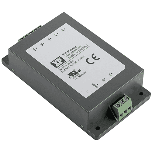 DTE20 Series DC/DC Converters 20 W - XP Power Distributor