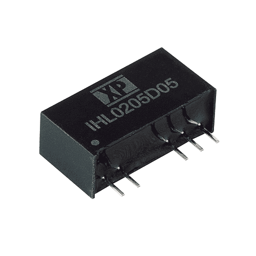 IHL02 Series Single & Dual Output DC/DC Converter 2 W - XP Power - Helios Power Solutions