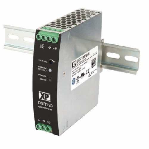 DSR75 Series Ultra-Slim AC/DC DIN Rail Power Supplies 75 W - NZ