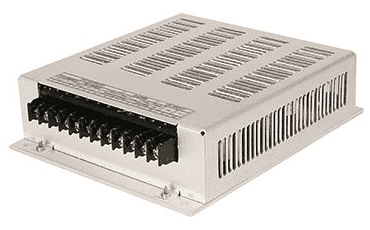 DC/DC Converters for industrial applications - Railway Standards - N+1 Redundancy - Fully Isolated Range