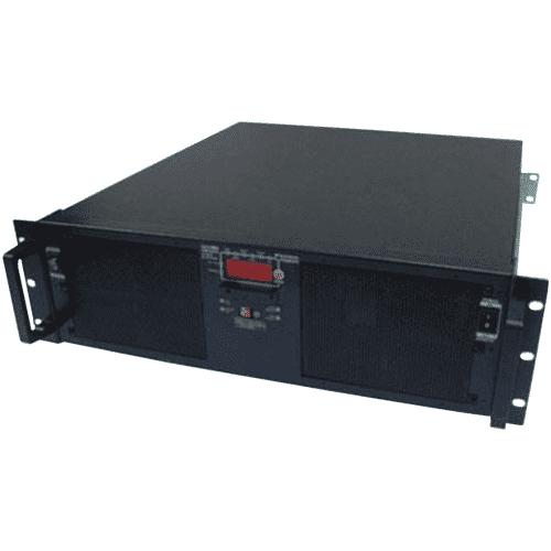 Dual INput Rack Mount Inverter 24V 48V 110V 220V