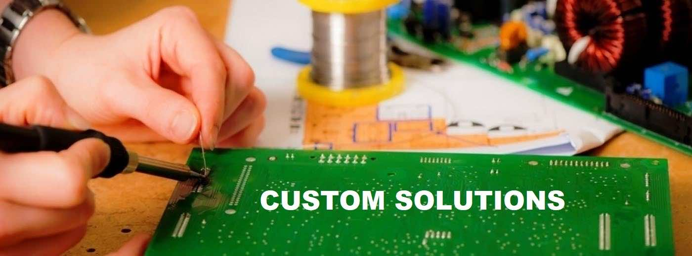 custom solutions - Helios Power Solutions