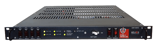 AMP-K5913 - Battery Charger Remote Monitoring