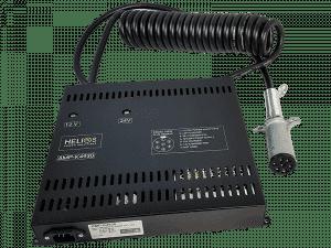 Multioutput Battery Charger DC Power Supply 24V 12V Fire Emergency Vehicles Motorbuilders