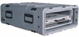 Rack Mount Transit Case AC DC Power Supplies DC DC Converters DC AC Inverters Military Applications