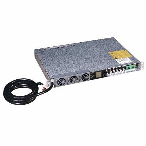 -48V VDC Rack Mount Modular Rectifier System for telecom applications