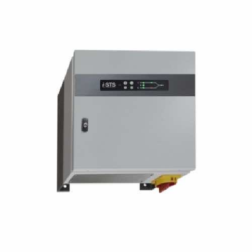 HPS-iSTS-F1 Wall Mount Outdoor Static Mains Transfer Switch 16A 32A Single Phase for industrial applications