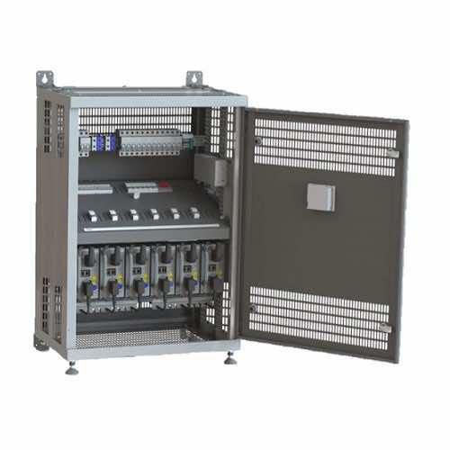 OPUS HE OC0864 Modular Charging Rectifier System 4.5kW - 12kW Outputs 24V, 48V, 60V, 110V, 125V, 220VDC